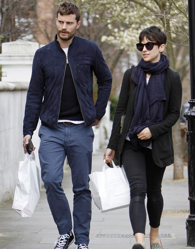 Jamie Dornan and Amelia Warner are already parents to Dulce