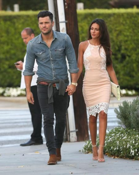 Mark Wright and Michelle Keegan have often been snapped at the gym together