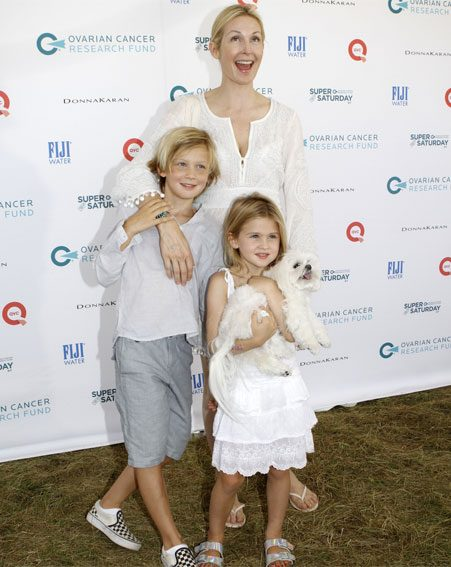 Kelly Rutherford has lost her custody battle