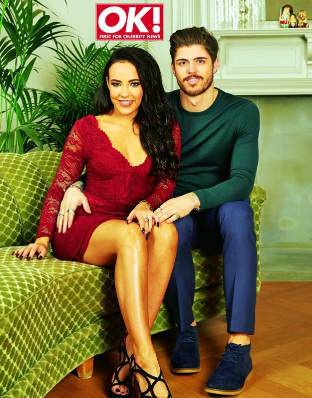 Stephanie Davis has denied she has a drinking problem