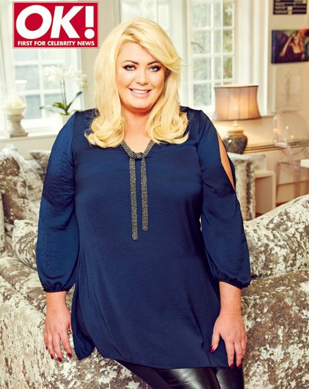 Gemma Collins claims that she was assaulted by her ex boyfriend