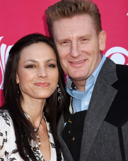 Joey's husband Rory confirmed her death