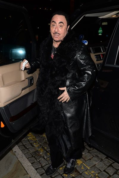 David Gest will reportedly take the most home with a rumoured £600,000 paycheck