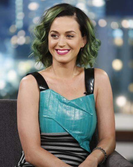 Katy Perry told Entertainment Weekly: