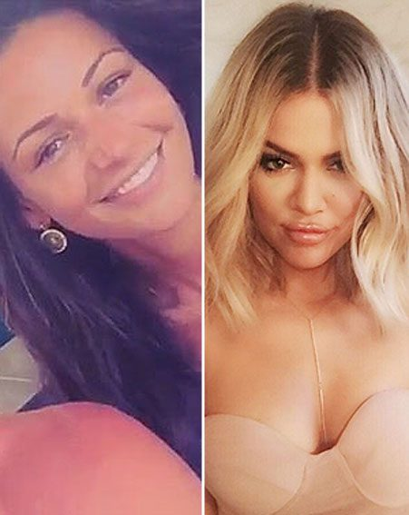 Michelle Keegan and Khloe Kardashian are forever giving us beach wave envy