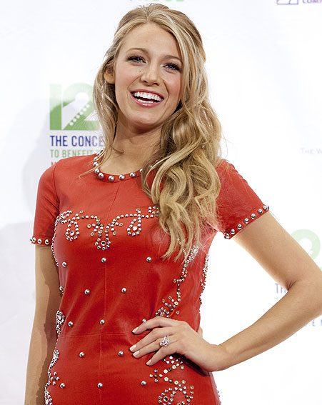 It's no wonder Blake Lively is always smiling from ear to ear...
