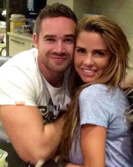 Katie Price and Kieran Hayler are apparently eyeing up a new joint TV series