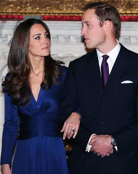 Kate Middleton's beautiful blue sapphire is costly both in pounds and importance