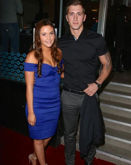 Dan Osborne and Jacqueline Jossa at the Chi Kitchen launch