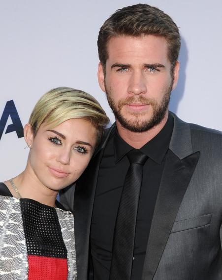 Miley Cyrus and Liam Hemsworth have been spotted together in Australia