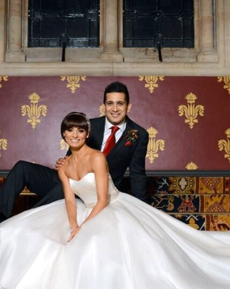 Jimi Mistry and Flavia Cacace ended up getting married!