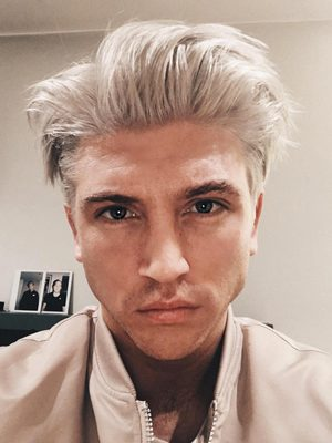 This is what Tom Kilbey looks like now