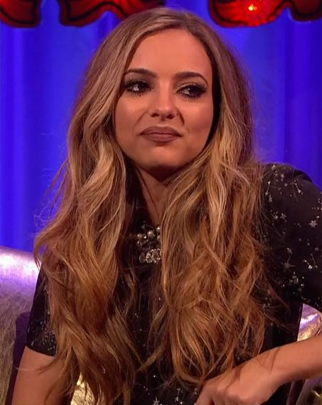 Little Mix's Jade Thirlwall also aired her views on the decision