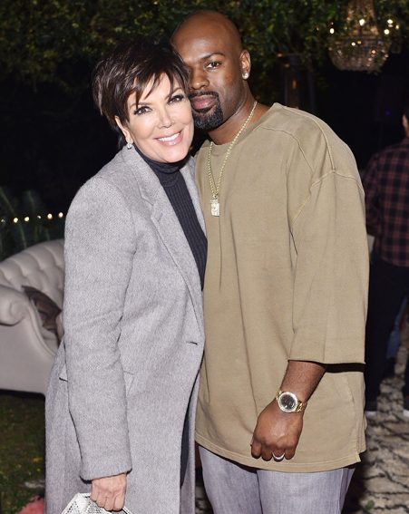 Kris Jenner flew home to be with Rob after learning of his illness