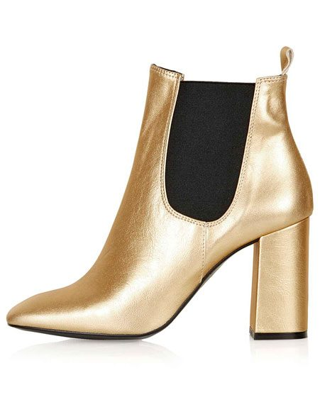 Topshop mix it up with this jazzy pair