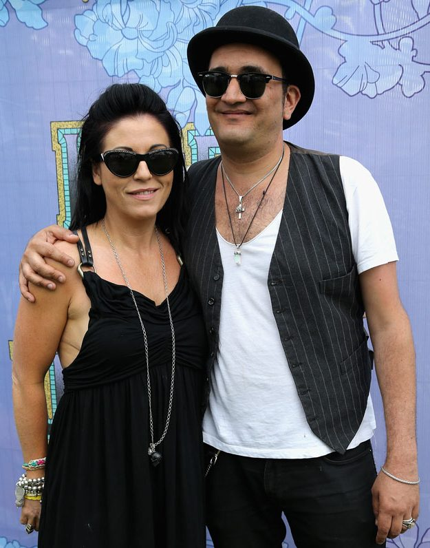 Jessie Wallace and Tim Arnold have split up after 4 years