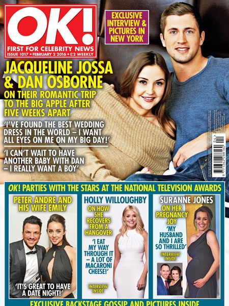 Check out Suranne Jones' interview in OK! Magazine