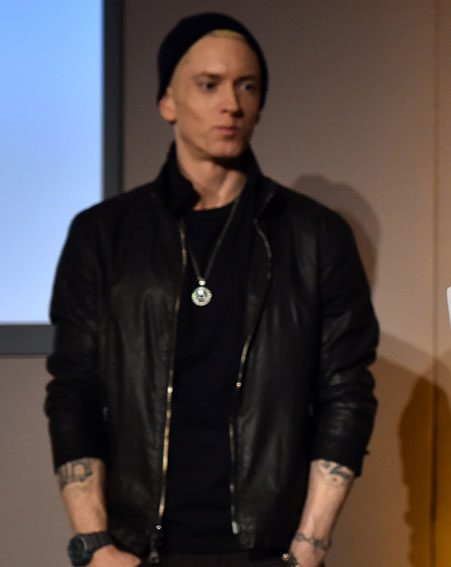 Some have commented on Eminem's apparent plastic surgery