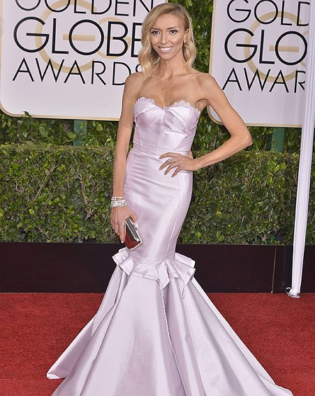 Giuliana Rancic has sparked concern over her weight after hitting the Golden Globes red carpet