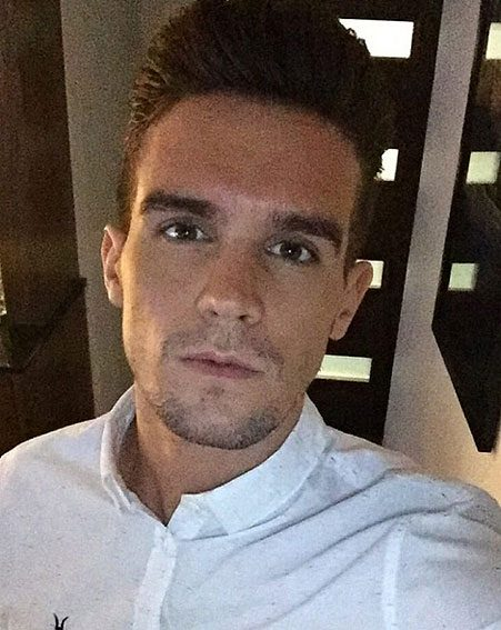 Gaz Beadle has yet to comment on the footage himself