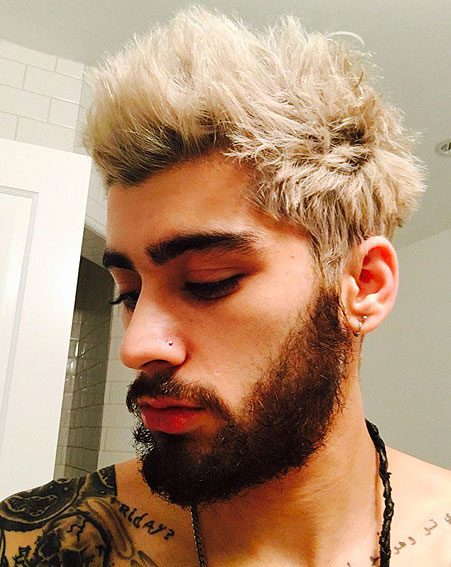 Zayn Malik has got his fans very excited with his Sunday morning announcement