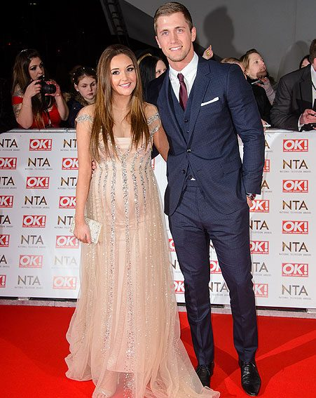 Jacqueline Jossa and Dan Osborne have been inundated with messages of congratulations