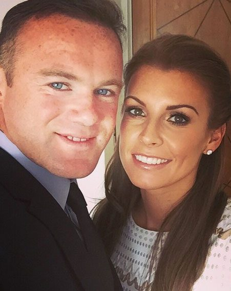 Coleen Rooney hit back at Twitter users