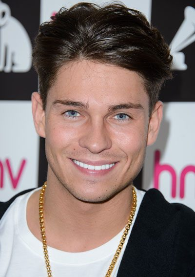 James Lock says he thinks Joey Essex is 'a plumb'