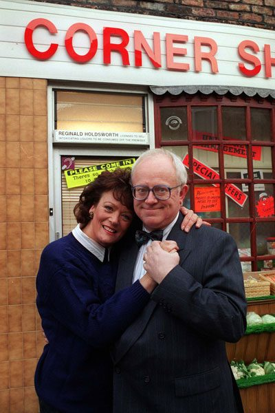 Who remembers Reg and Maureen