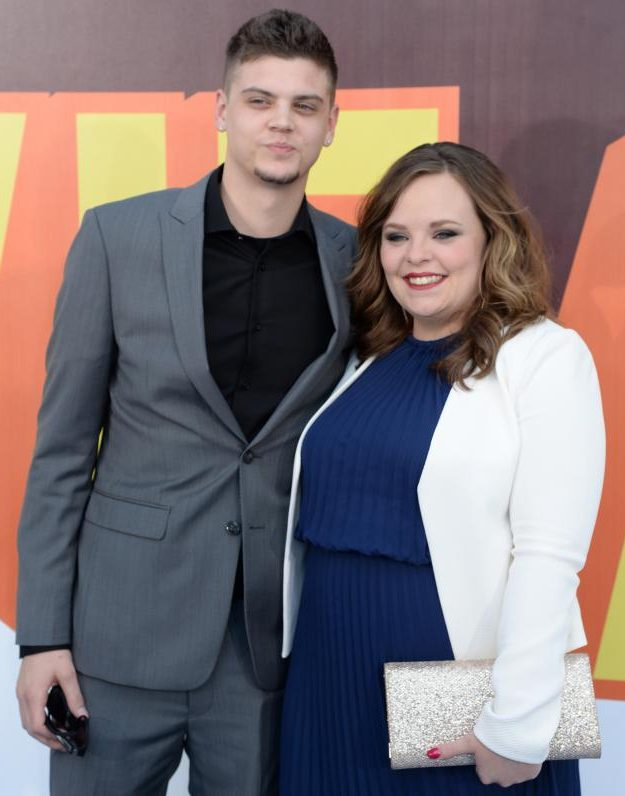 Tyler Baltierra and Catelynn Lowell have been together since 7th grade
