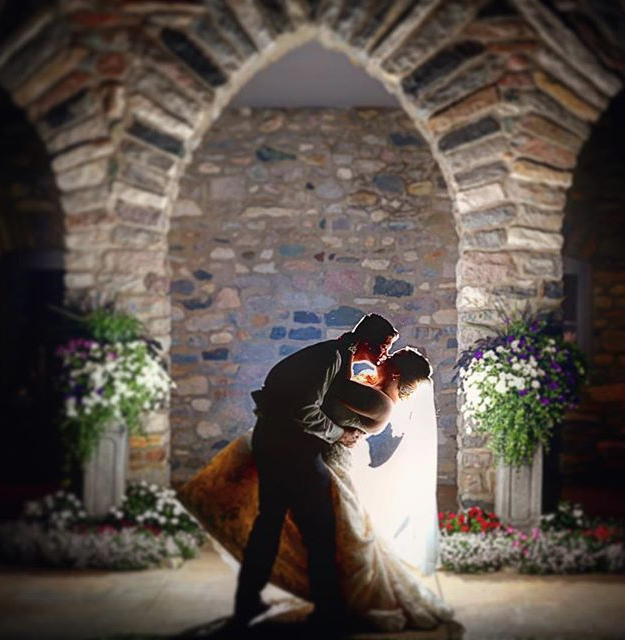 Tyler Baltierra has shared the first picture of his and Catelynn Lowell's wedding