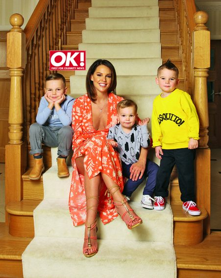 Danielle Lloyd has revealed that her son Harry is being tested for autism