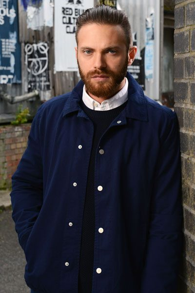 Matt Di Angelo has teased a possible return to EastEnders as he prepares to leave the soap in a dramatic way
