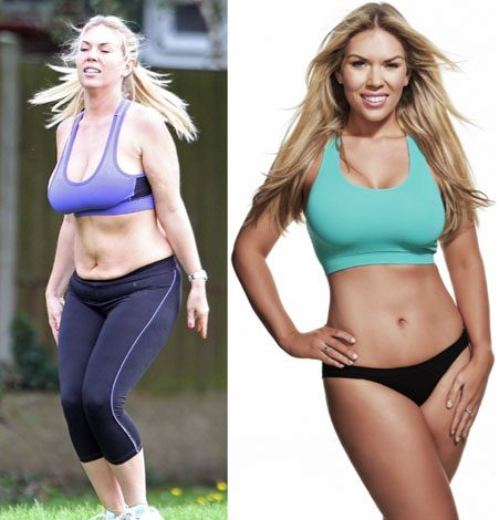 Frankie debuts her dramatic weight loss in before and after snaps