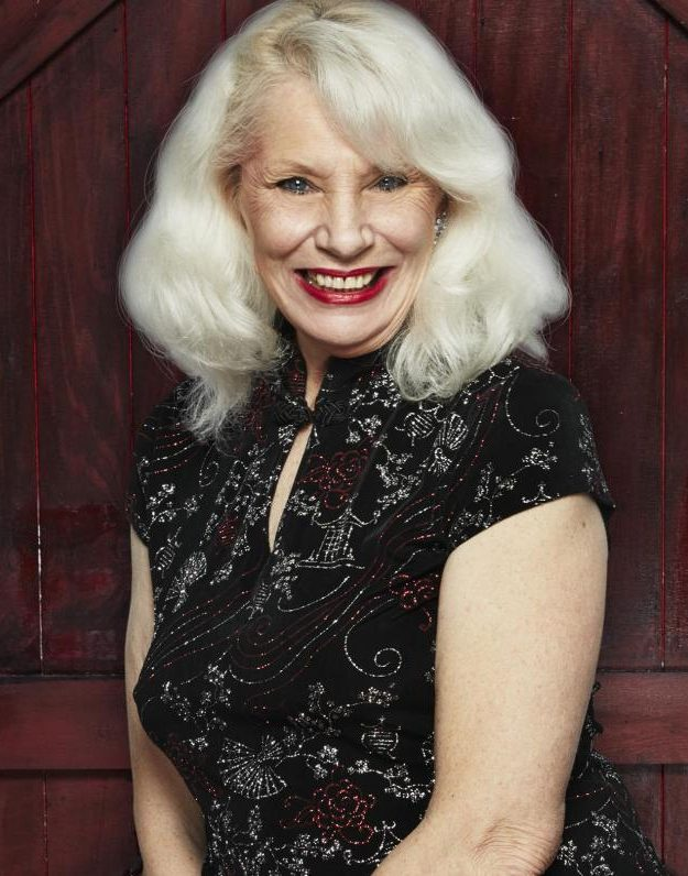 Angie Bowie is currently in Celebrity Big Brother
