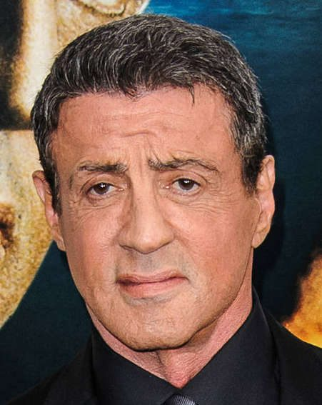 Sylvester Stallone won an award for Rocky Creed