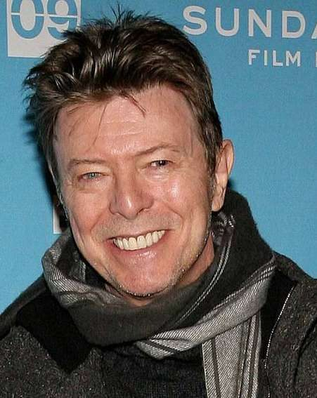 David Bowie died at the age of 69