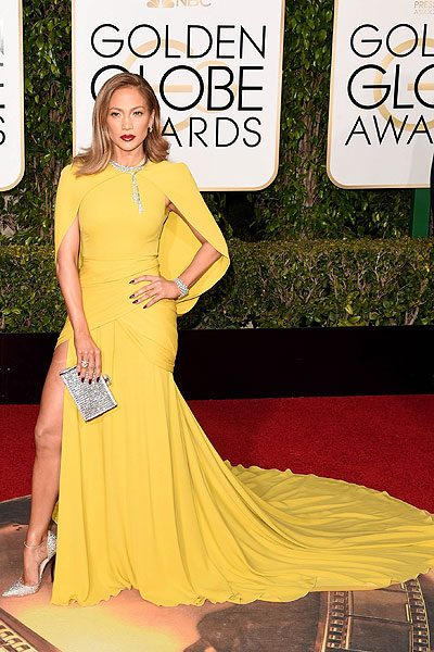 We can't give Jennifer Lopez's stylist enough props for this dress