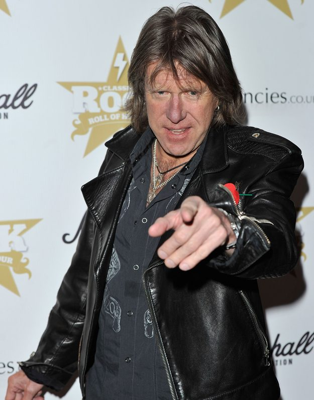 Keith Emerson was a founding member of Emerson Lake and Palmer