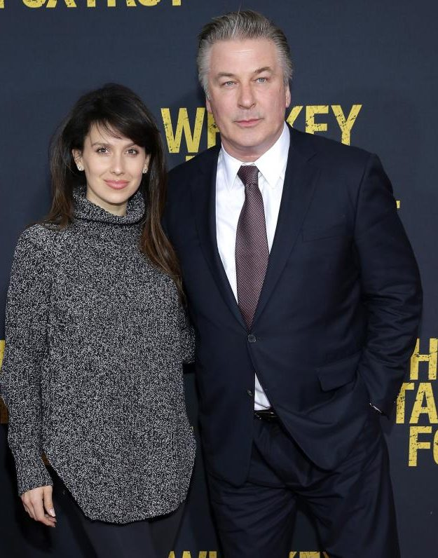 Alec, who also has 20 year old daughter Ireland, married Hilaria in 2012