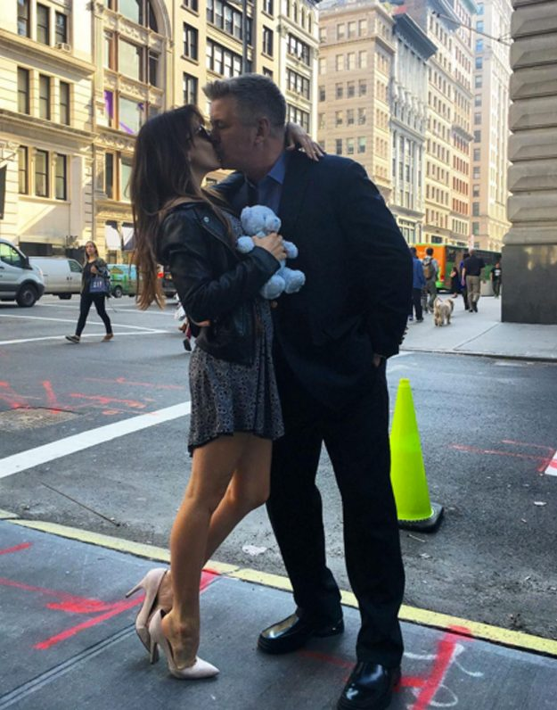 Alec and Hilaria Baldwin are expecting their third child together