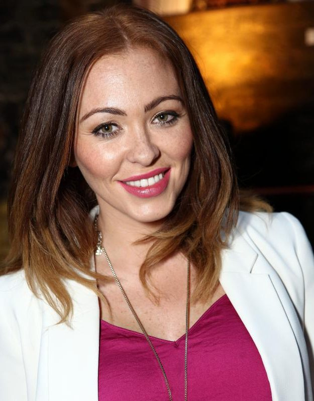 The Atomic Kitten star opened up about her pregnancy with daughter Ella