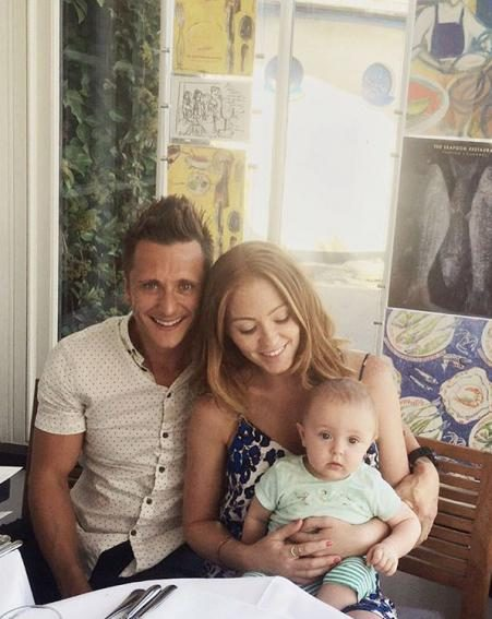 Natasha Hamilton has opened up about battling prenatal and postnatal depression