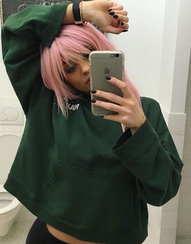 Kylie Jenner's nails always look on point!
