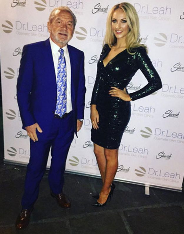Leah Totton won The Apprentice in 2013