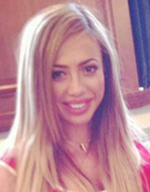 Holly Hagan sported a more natural look a few weeks ago