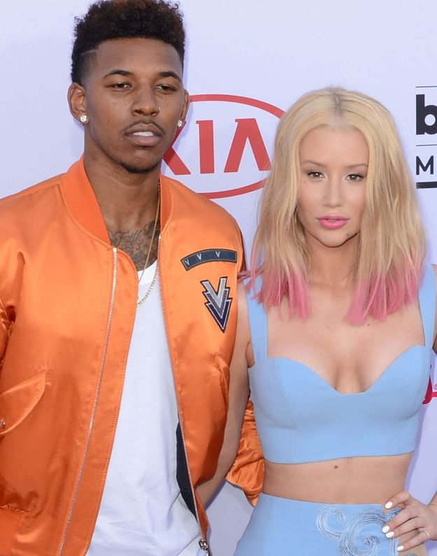 Iggy Azalea and Nick Young are postponing their wedding