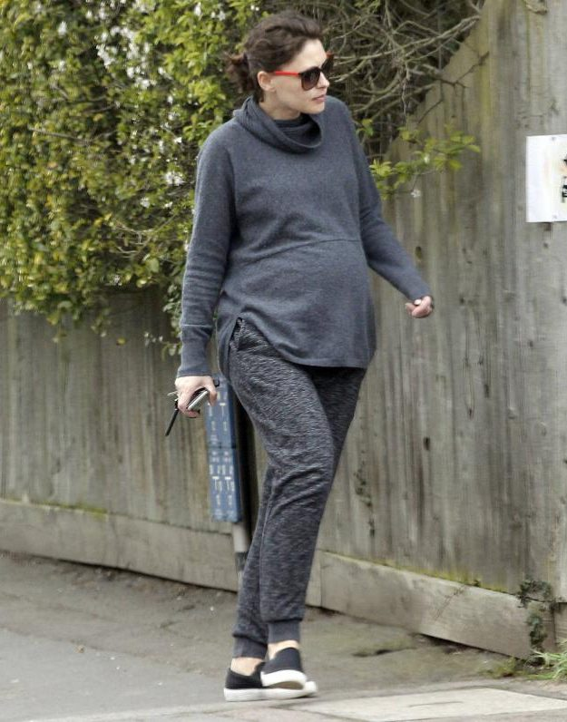 Pregnant Emma Willis has just been on a babymoon with husband Matt Willis and their 2 children