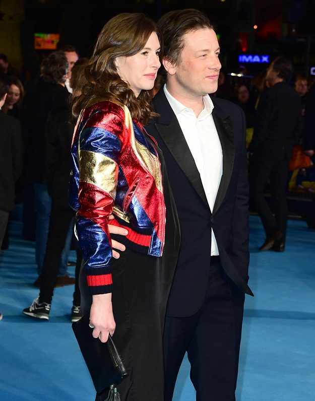 Jools and Jamie Oliver already have 4 children together