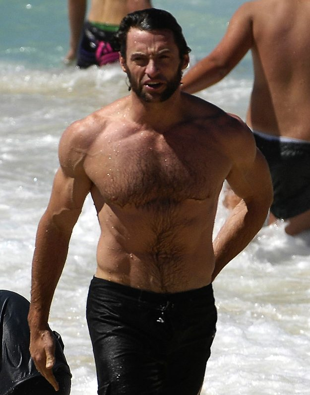 Hugh Jackman saved his son and other swimmers from a strong tide at Bondi Beach
